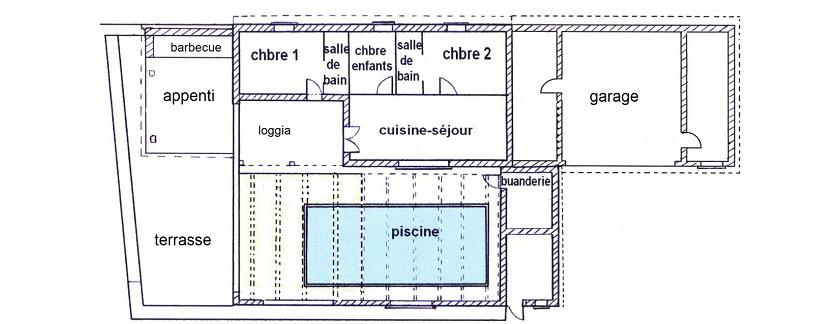 Location Villa Avec Piscine En Aveyron Les Residences De Bois Richard