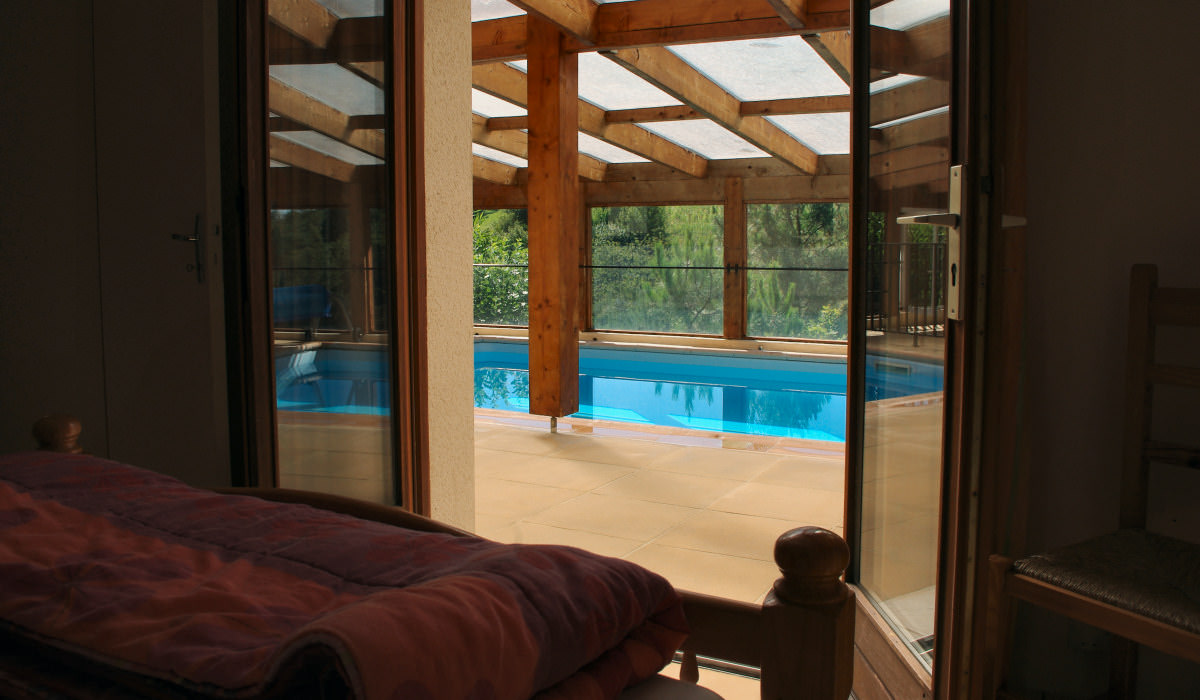 Villa  Les figuiers  68 pers with private pool Figari France